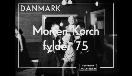 Morten Korch fylder 75